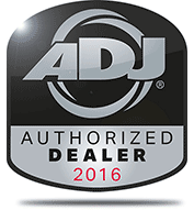 American DJ Authorized Dealer