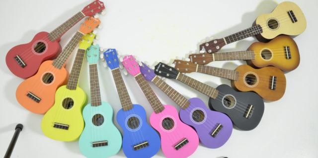 Ukulele Chord CU21 ukulele cena