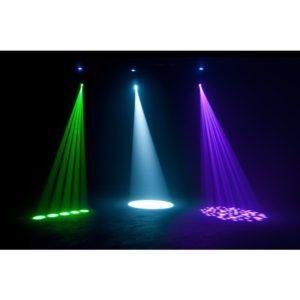 ADJ American DJ Focus Spot ONE ruchome głowy LED Spot efekt