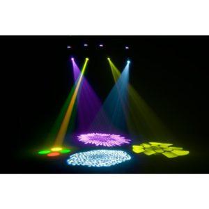 ADJ American DJ Focus Spot TWO ruchoma głowa LED Spot efekty gobo