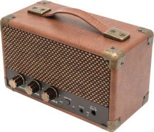 GPO Westwood Small Brown, głośnik mobilny