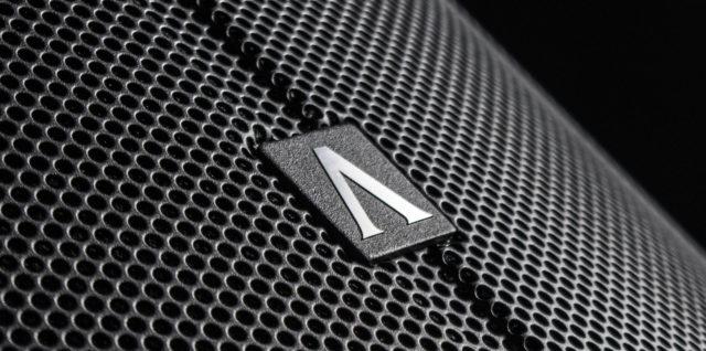 Avante Audio Logo grill