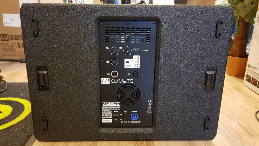 LD Systems CURV 500 TS - subwoofer tył