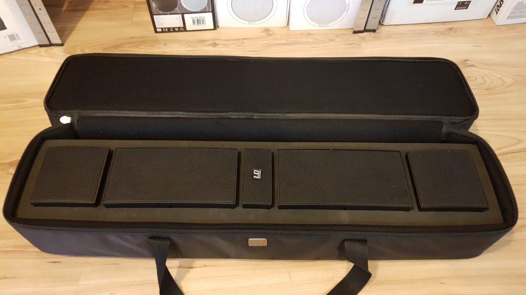 LD Systems CURV 500 TS - torba transportowa