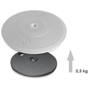 Obciążnik do podstawy statywów mikrofonowych Gravity MS 2 WP