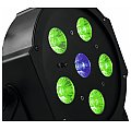 Eurolite LED SLS-603 TCL + UV Floor, reflektor PAR LED 4/10