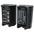 Omnitronic COMBO-500 Active PA system 2/6