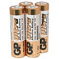 Bateria alkaliczna AA 1,5V R6 4 szt. GP Barreries Alkaline batteries, AA, 1.5V, packed 4 /blister 2/2