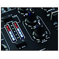 Omnitronic PM-211P DJ mixer with player 4/4
