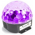 BeamZ Magic Jelly DJ Ball Sound 6x1W Player, efekt dyskotekowy LED 2/5