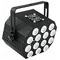 EUROLITE LED PS-46 RGB 14x1W Flash Spot, Reflektor efektowy 2/5