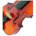Dimavery Violin 4/4 with bow in case, skrzypce 4/4