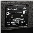 "Palmer MI CAB 112 BLU - Guitar Cabinet 1 x 12"" with Celestion Alnico Blue 4/5"