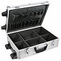 Citronic Aluminium Tool Case with Trolley 2/3