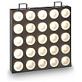 Cameo Light Matrix Panel - 5 x 5 LED Matrix Panel with single pixel control, Blinder LED 2/5