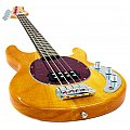 Dimavery MM-501 E-Bass, nature, gitara basowa 4/4