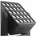 Flash LED MATRIX MOVING HEAD 25x12W 4w1 PAN/TILT NO LIMIT 4/4