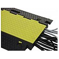 Eurolite Cable crossover 4 channels 800mm x 550mm 3/5
