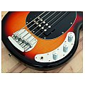 Dimavery MM-505 E-Bass, 5-string, sunburst, gitara basowa 4/4