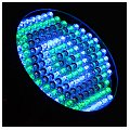 BeamZ LED FlatPAR-154 x 10mm RGBW, DMX, Reflektor PAR LED 3/7