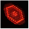 BeamZ LED FlatPAR-154 x 10mm RGBW, DMX, Reflektor PAR LED 4/7