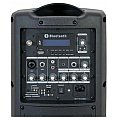 Omnitronic WAMS-08BT Wireless PA system 5/5