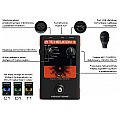 TC Helicon VoiceTone R1 Vocal Tuned Rever, procesor wokalowy 2/3