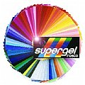 Rosco Supergel CONGO BLUE #382 - Arkusz 2/3