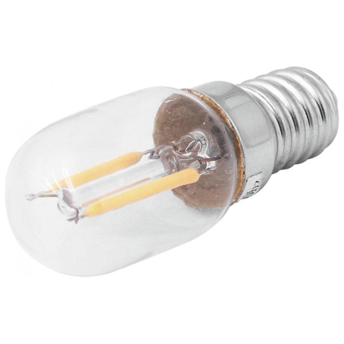 OMNILUX LED G45 230V 1W E-27 orange