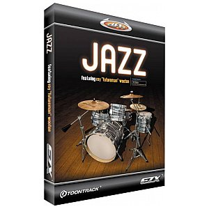 Toontrack Jazz EZX, plug-in 1/1