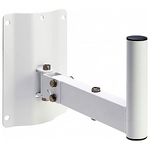 Adam Hall Stands SMBS 5 W - Wall Mount for Speakers white, ścienny uchwyt montażowy 1/3