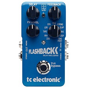 TC Electronic Flashback Delay & Looper, efekt gitarowy 1/1