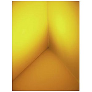 Eurolite Dichro, yellow, frosted, 165x132mm 1/3