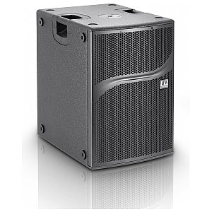"LD Systems DDQ SUB 212 - 2 x 12"" active PA Subwoofer with DSP 1/5"