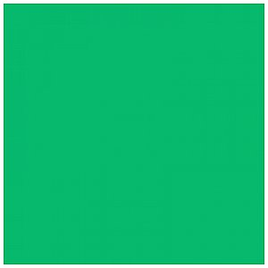 Rosco Supergel CHROMA GREEN #389 - Rolka 1/3