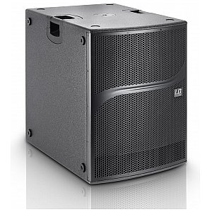 "LD Systems DDQ SUB 18 - 18"" active PA Subwoofer with DSP 1/5"
