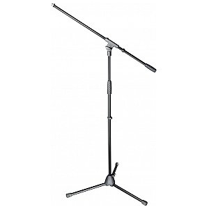 Adam Hall Stands S 5 BE - Microphone Stand with Boom Arm 1/5