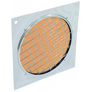 Eurolite Orange dichroic filter silv. frame PAR-64 1/2