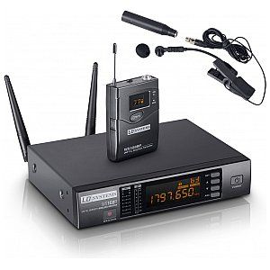 LD Systems WS 1G8 BPW - Wireless Microphone System 1/5