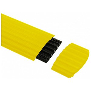 Defender Office ER YEL - End Ramp yellow for 85160 Cable Crossover 4-channels, końcówka mostu kablowego 1/2