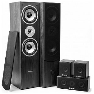 Skytronic 5.0 Home Theatre System black 1/6