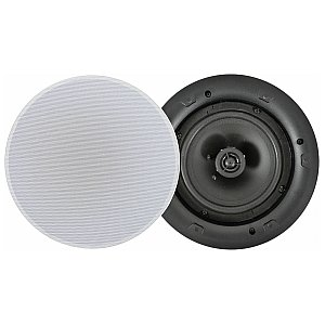 "Adastra 8"" low profile ceiling speaker - 100V, głośnik sufitowy 1/5"