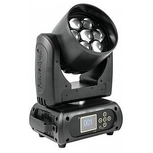 Futurelight EYE-7 RGBW Zoom LED Moving-Head Wash, Ruchoma głowa LED Wash 1/10