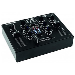 Omnitronic PM-211P DJ mixer with player 1/4