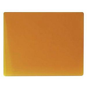 Eurolite Flood glass filter, orange, 165x132mm 1/2