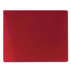 Eurolite Flood glass filter, red, 165x132mm 1/2