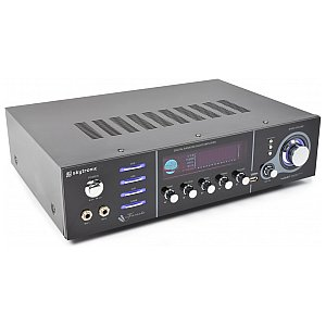 Skytronic AV-320 5CH Surround Amp. MP3 1/3