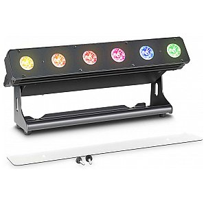 Cameo Light PIXBAR 300 PRO - Professional 6 x 8 W RGBW LED Bar 1/5