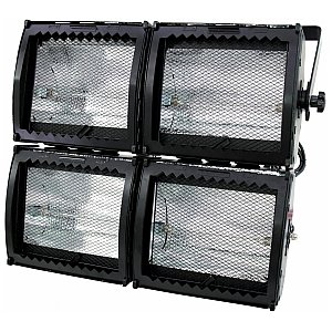 Eurolite Pro-Flood 4000AC asym, R7s + filter frame 1/3