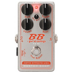 Xotic BB Preamp-MB, Custom Shop, Efekt gitarowy 1/1